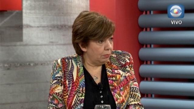"""""""Soy hincha de Peñarol y trabajo con la hinchada"""", dijo la diputada Pereyra"""