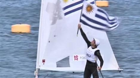 Foglia se despide de Rio 2016 tras realizar sus dos mejores regatas