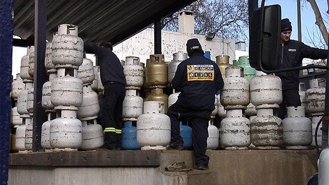 Si sigue el conflicto, en 10 días faltará gas para distribuir en el país