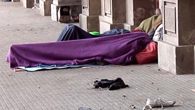 1.651 personas viven en situación de calle en Montevideo según el MIDES