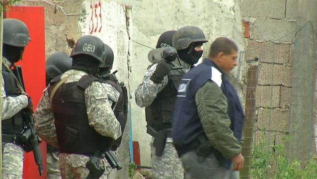 Procesan con prisión por lavado a un capo narco mexicano en Montevideo