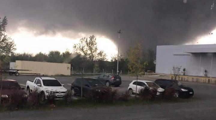 Tornado en Dolores puede haber alcanzado los 250 km/h según experto