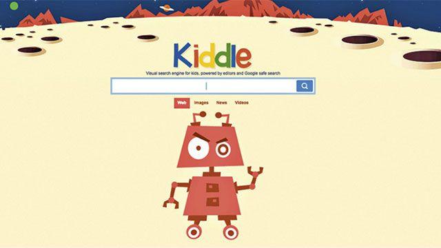 Polémica por Kiddle, el buscador de Internet para niños