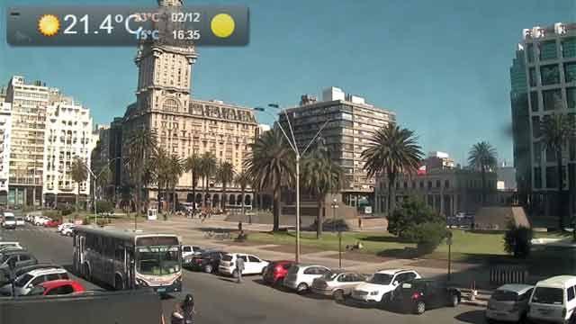 Así funcionan las cámaras callejeras que colocó Antel en distintos sitios