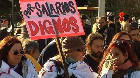 Federación de Magisterio aprobó convenio salarial acordado con el gobierno