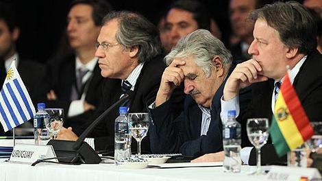 """Mujica le dice """"adiós"""" a su exministro Almagro por su crítica a Venezuela"""