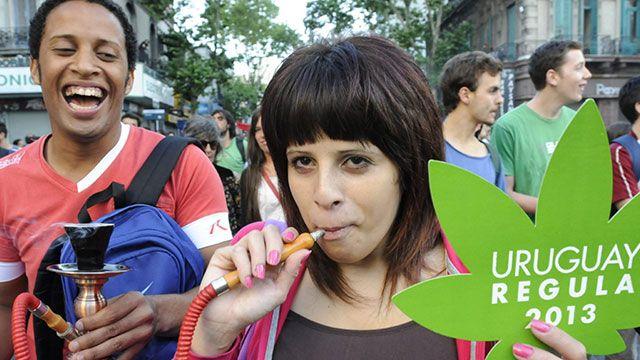 En las farmacias de Uruguay se venderán tres tipos de marihuana