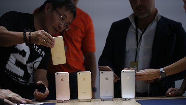Locura por el iPhone 6: en China venden semen para comprar el teléfono