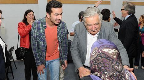 """Mujica sobre los refugiados sirios: """"si quieren volver, que vuelvan"""""""