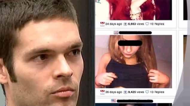 A prisión, el creador del sitio web Porno de la venganza