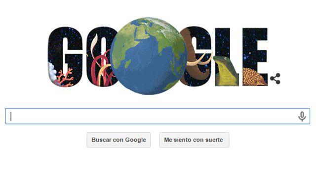Google festeja el Día de la Tierra y te dice qué animal eres