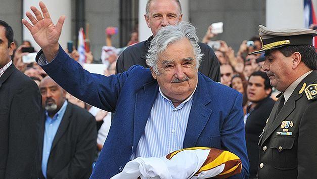 No me voy, estoy llegando, dijo Mujica en su discurso de despedida