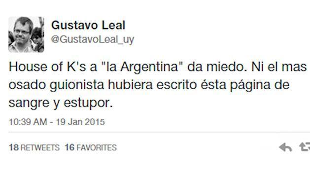 """Políticos uruguayos califican de """"lamentable"""" la muerte de Nisman"""