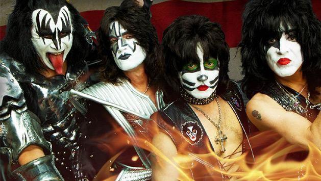 Kiss por primera vez en Uruguay: será el 18 de abril en el Parque Central