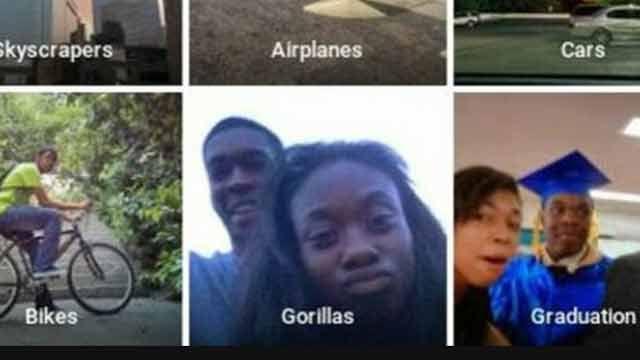 Google pide disculpas: etiquetó a pareja afrodescendiente como gorilas
