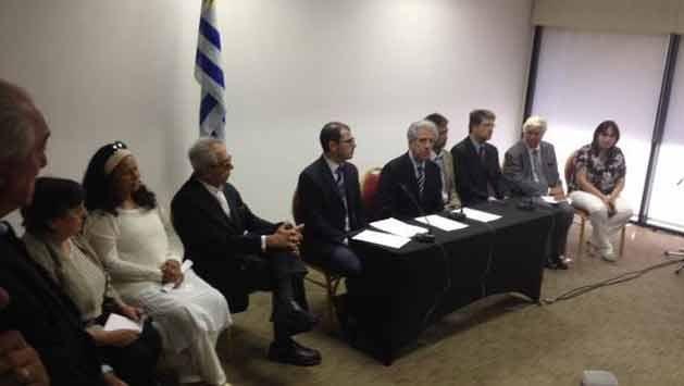 Vázquez lanzó segunda etapa de la Comisión para la Paz que inició Batlle