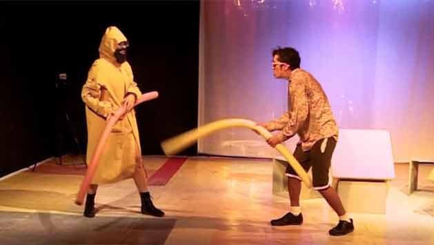 "Presentan ""Othelo"" de Shakespeare, por actores clowns"