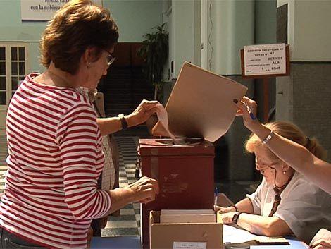¿Ya sabés dónde votás? Consultá aquí el plan circuital