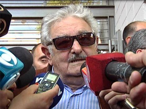 Mujica respondió a Lacalle Pou críticas por presos de Guantánamo