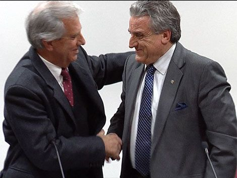El colorado Alberto Scavarelli apoya la fórmula Vázquez-Sendic