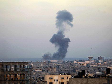 Israel y Hamas acordaron una tregua de 72 horas en Gaza
