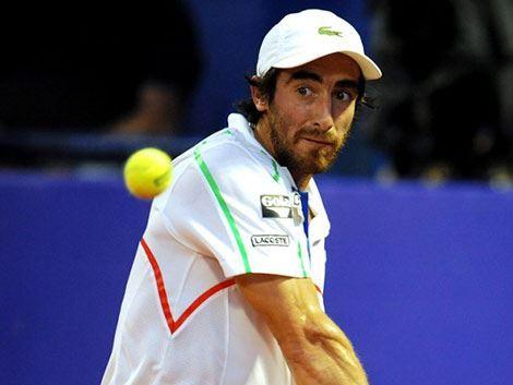 Tenista Pablo Cuevas alcanzó el puesto 40 del ranking mundial