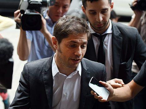 Kicillof encabeza reuniones en NY para evitar default argentino