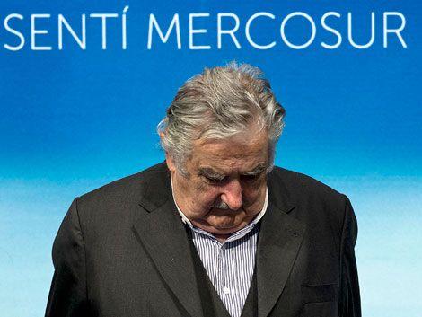 Mujica criticó ante sus pares las Cumbres inútiles del Mercosur