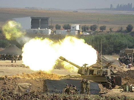 Jornada violenta en Gaza: ejército israelí atacó 150 objetivos