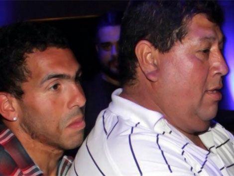 Liberaron al padre de Carlos Tevez tras ocho horas de secuestro