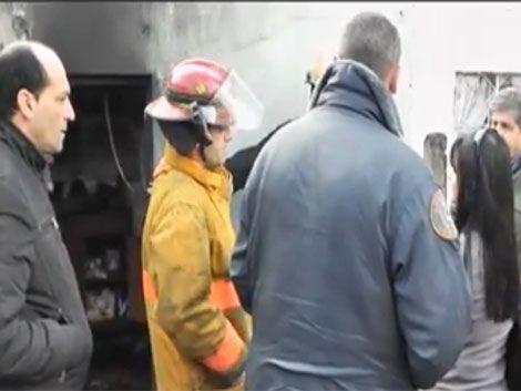 Niñera procesada sin prisión por muerte de niña en un incendio