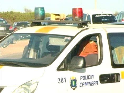 Van cinco procesados por coimas en la Policía Caminera