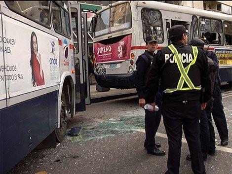 Libres y emplazados los choferes de ómnibus tras accidente fatal