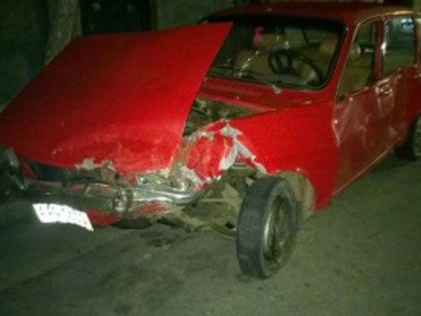 Piloto de automovilismo tuvo un choque y está en grave estado