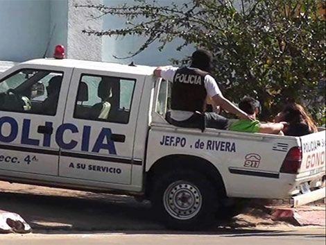 Desarticulan red de explotación sexual infantil en Rivera