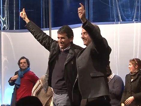 Vázquez aseguró que con Sendic el FA tendrá mayoría parlamentaria