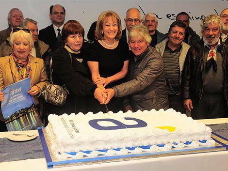Antel celebró sus 40 años con varias novedades para sus clientes
