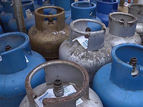 Paro del sindicato del gas por despido de cinco trabajadores