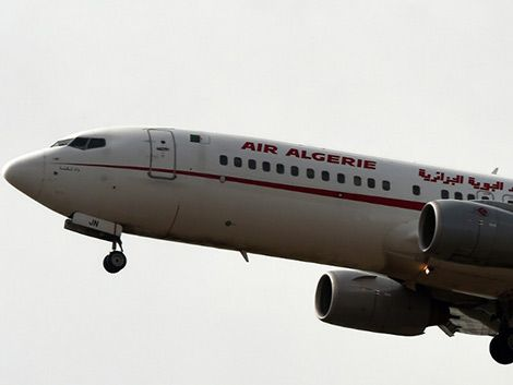 Encontraron restos del avión que se estrelló al norte de Malí