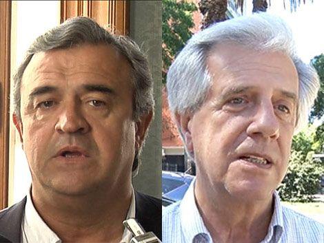Cruce entre Vázquez y dirigente blanco por programa de gobierno