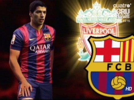 Luis Suárez podría debutar ante el Real Madrid en octubre