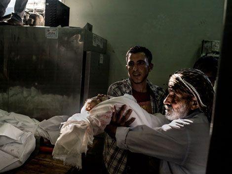 ONU condena ataques de Israel y evalúa si hay crímenes de guerra
