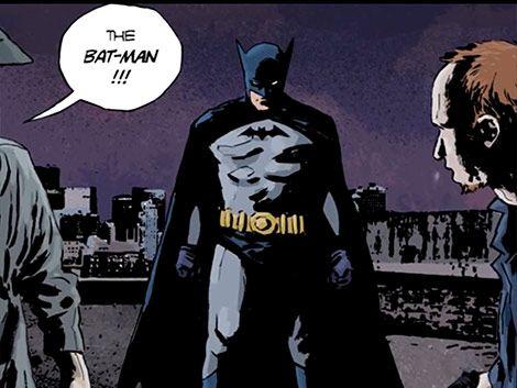 Hoy es el día de Batman