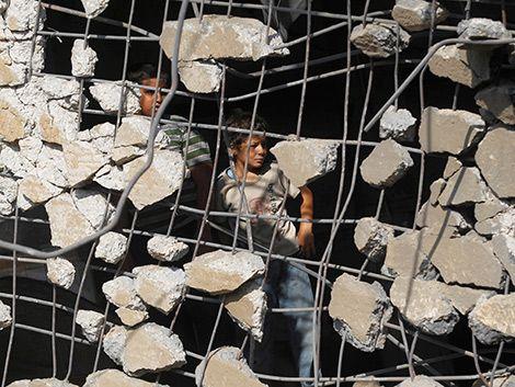 ONU confirmó que la quinta parte de los muertos en Gaza son niños