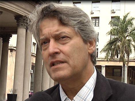 Rafael Michelini resultó herido de bala en intento de robo