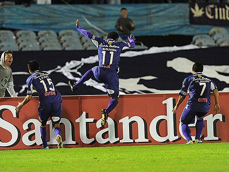 Defensor está en Paraguay para jugar por la Libertadores