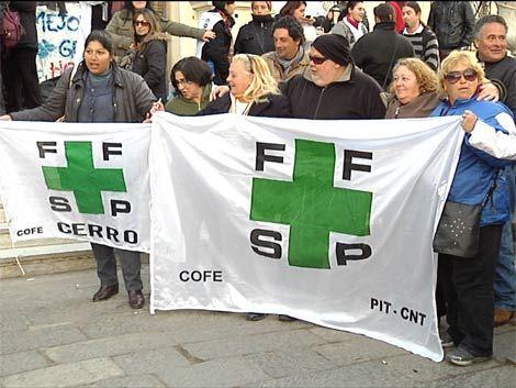 Fuerte defensa de Funcionarios de Salud Pública a Alfredo Silva