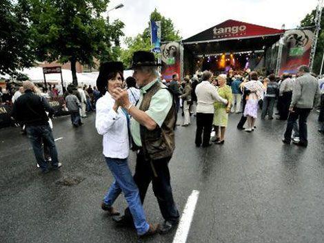 ¡Mi Helsinki querido!: el increíble furor del tango en Finlandia