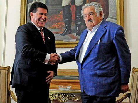 Mujica anunció participación de Paraguay en el puerto de Rocha