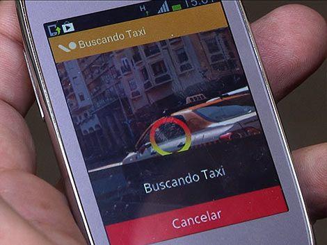 """Patronal tiene a prueba su aplicación: se llama """"Voy en taxi"""""""